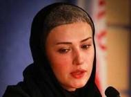 مدل موی عجیب لادن مستوفی بازیگر معروف ایران