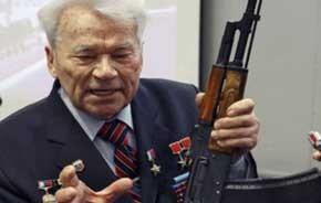 سازنده اسلحه کلاشینکف درگذشت (+عکس)