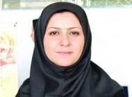 نخستین خانم که لیگ فوتبال ایران را گزارش کرد (+عکس)