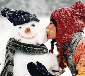 اس ام اس روزهای برفی و زمستانی – سری جدید