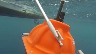ثبت صداهای برخاسته از زمین لرزه در زیر آب های دریاها