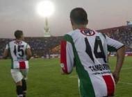 تیم فوتبال فلسطین در شیلی جریمه شد (عکس)