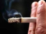 دود سیگار جان تبلیغ گر مارلبرو را گرفت (عکس)