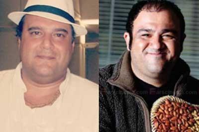 مهران غفوریان برادر خانم هومن برق نورد شد! (عکس)