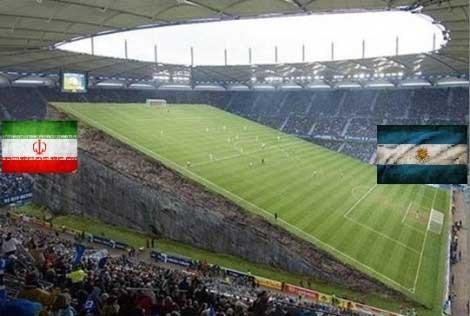 اس ام اس های خنده دار مخصوص جام جهانی 2014