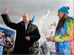 بلند پروازیهای پوتین در المپیک سوچی (عکس)