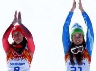 نخستین مدال طلای مشترک تاریخ المپیک در روسیه (عکس)