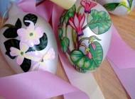 نحوه درست کردن تزیین تخم مرغ هفت سین!