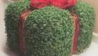 نحوه درست کردن سبزه هفت سین مدل جعبه کادو!!