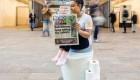 افتتاح کافه عجیب با طراحی توالت عمومی (عکس)