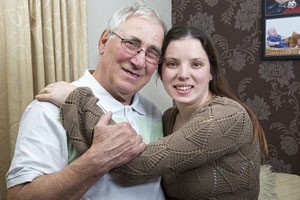 مشکلات ازدواج مرد 54 ساله با دختر 16 ساله (عکس)