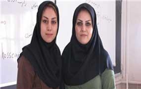 این مادر و دختر ایرانی با هم فارغ التحصیل شدند (عکس)