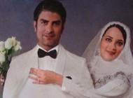 جشن سالگرد ازدواج مهدی پاکدل و بهنوش طباطبایی +عکس