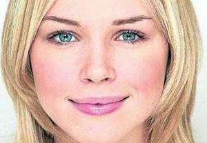 زیباترین زن دنیا بدون آرایش +عکس