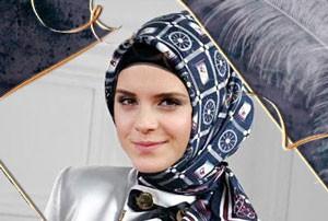 زنان معروف هالیوود با حجاب اسلامی