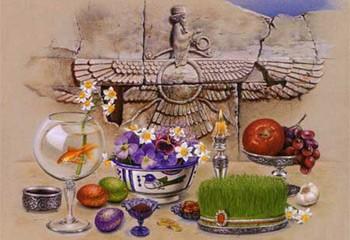 آداب و رسوم قبل از عید نوروز!!
