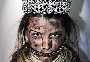 عکس معنی دار زیباترین دختر شایسته جهان +عکس