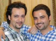 دو عکس زیبا از محمد و مهدی سلوکی در کنار پدرشان