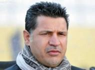 گزارش سایت یاهو از علی دایی اسطوره فوتبال ایران (عکس)