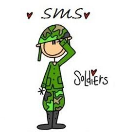 اس ام اس خنده دار برای سربازی!!